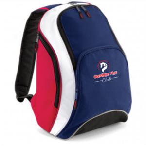 GoodBye Flys Club Logo Team Bag