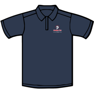 GoodBye Flys Club Logo Polo Shirt
