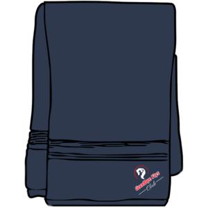 GoodBye Flys Club Logo Hand Towel